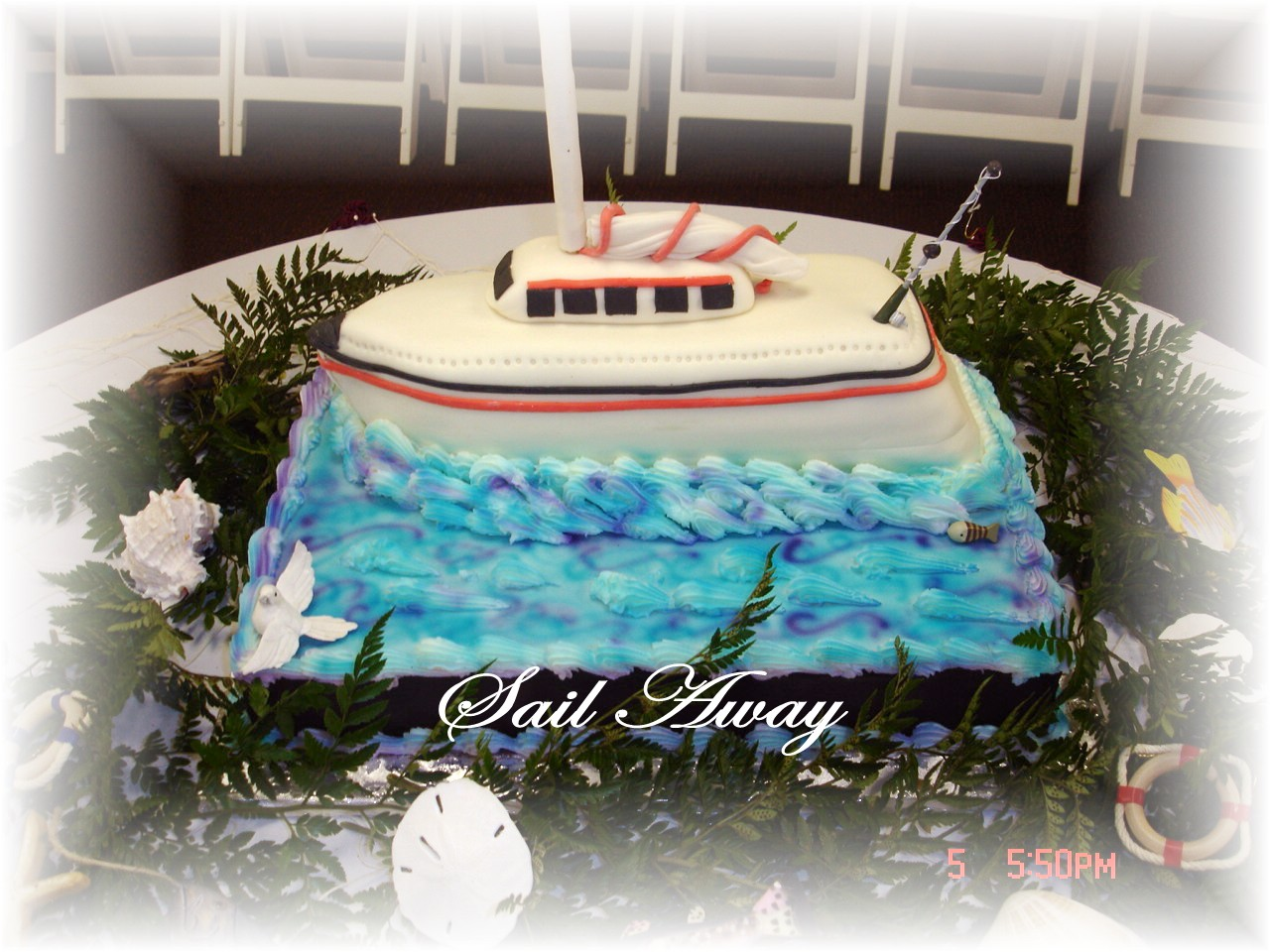 Boat cake by cake ideas and designs